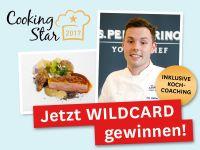 Wildcard für den Cooking Star gewinnen