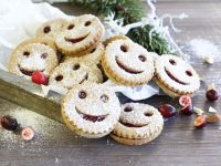 Cranberry Smilies