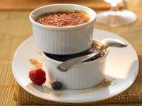 Kochbuch für Crème brûlée Rezepte