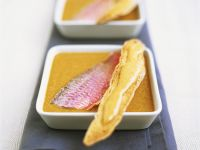Cremige Fischsuppe