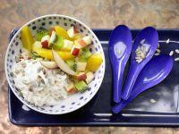 Cremiger Joghurt-Reis