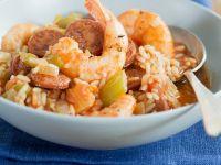 Creolisches Reisgericht
