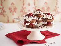 "Cupcakes ""Schwarzwälder Art"""