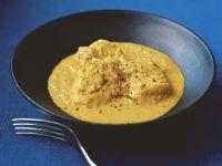 Curry mit Fisch
