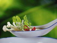 Dashi mit Gemüse