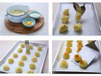 Duchesse-Kartoffeln