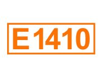 E 1410 ein Lebensmittelstabilisator