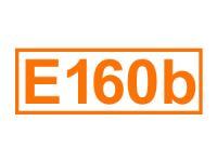 E 160 b ein Farbstoff