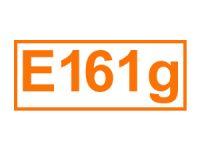 E 161 g ein Farbstoff