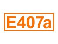 E 407 a ein Geliermittel