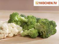 Einfach Gemüse dämpfen