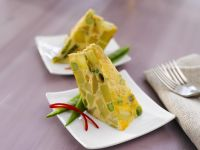 Erbsen-Tortilla