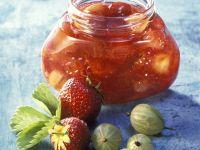 Erdbeer-Stachelbeer-Marmelade
