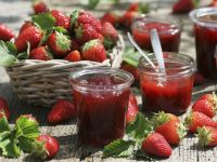 Kochbuch für Erdbeermarmelade-Rezepte