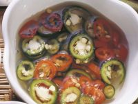 Essig-Chili-Sauce