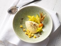 Exotische Mango-Mousse