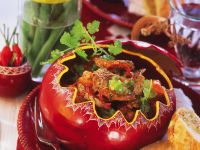 Filetspitzen mexikanisch Zubereitet