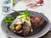 Filetsteaks mit Sauce Bearnaise