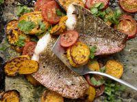 Fischfilet aus dem Ofen Rezept