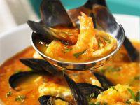 Fischsuppe-Rezepte