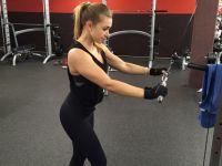 Fitmelonie bei Workout