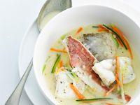Flämische Fischsuppe
