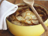 Fleisch-Kartoffel-Auflauf auf englische Art