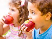 Äpfel: der perfekte Kinder-Snack