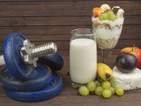 Muskelaufbau: Eiweißquelle egal