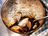 Französischer Kirschkuchen