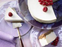 Frischkäse-Joghurt-Torte