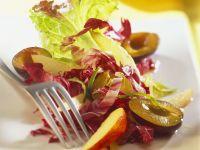Fruchtiger Radicchiosalat