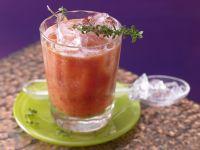Fruchtiger Tomaten-Drink
