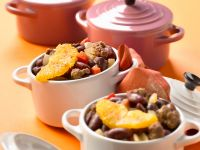 Fruchtiges Chili con Carne