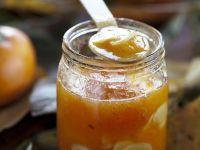 Fruchtiges Kürbis-Chutney mit Ingwer