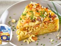 Gabelspaghetti Quiche