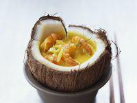 Garnelen-Curry