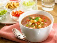Kochbuch für Gazpacho Rezepte