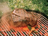 Gegrillte T-Bone Steaks
