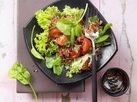 Kochbuch fettarme Salate