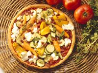 Gemüsepizza