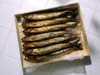 Geräucherte Makrele