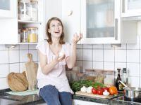 Gesunde, aber schnelle Küche