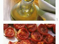 Getrocknete Mini-Tomaten