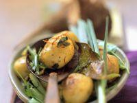 Gewürz-Kartoffeln aus dem Ofen