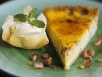 Granatapfel-Tarte