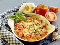 Gratinierte Tomaten