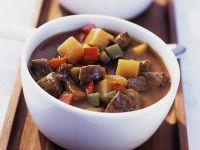 Gulasch-Paprika-Suppe