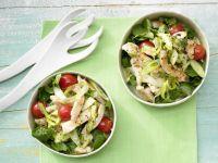 Hähnchen-Spargel-Salat