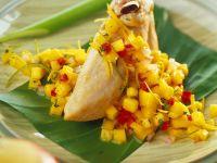 Hähnchenfilet mit Mangosauce